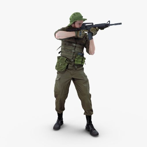 :Soldier Standing